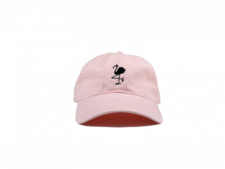 Flamingo Dad Hat