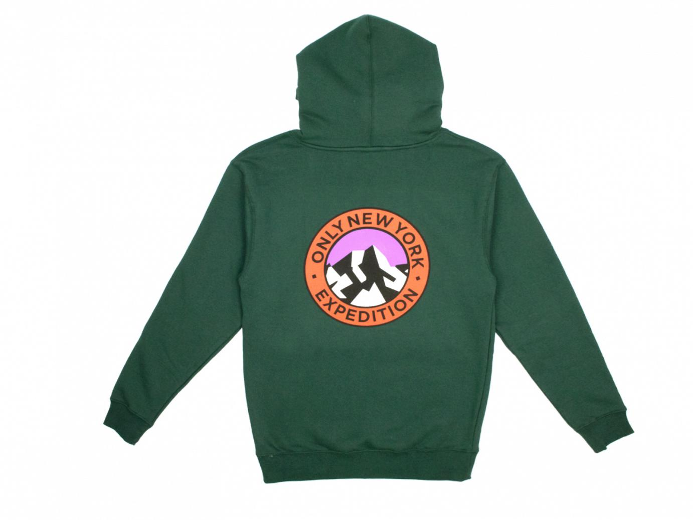 expedition hoodie