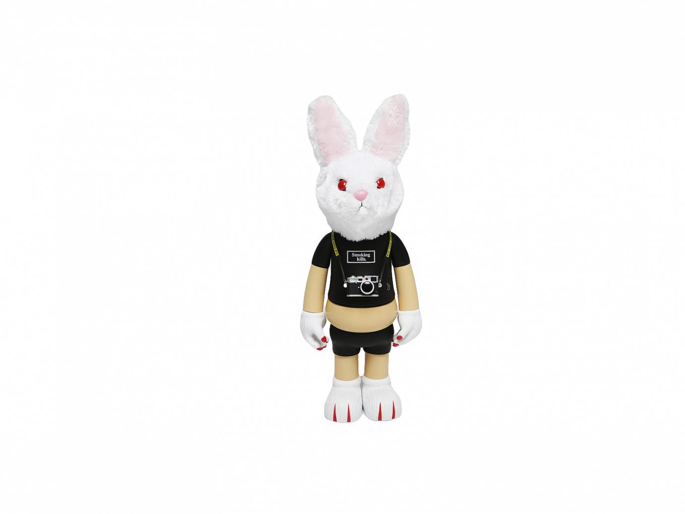 T9G Collaboration with #FR2 Fxxking Rabbits Figure Doll